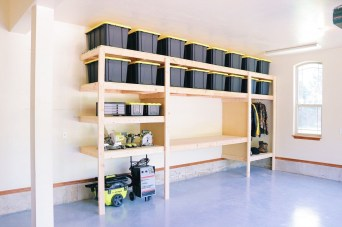 Easy DIY Garage Organization That Will Make Your Home Smell So Good This Fall 40