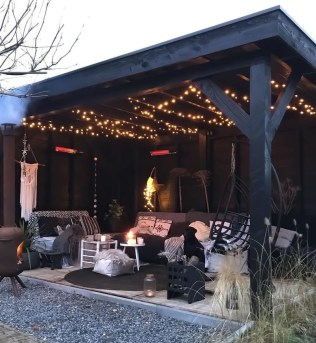 Fabulous DIY Projects To Make Small Backyard More Cozy 05