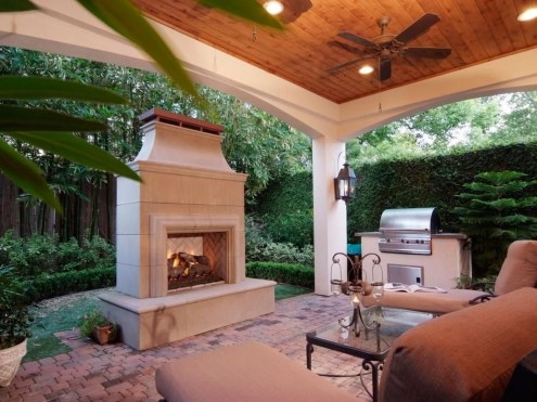 Fabulous DIY Projects To Make Small Backyard More Cozy 31