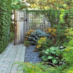 Most Amazing Side Yard Landscaping Ideas to Beautify Your Garden 03