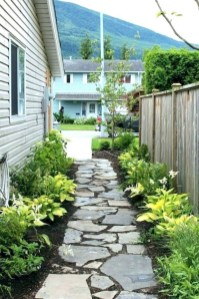 Most Amazing Side Yard Landscaping Ideas to Beautify Your Garden 04
