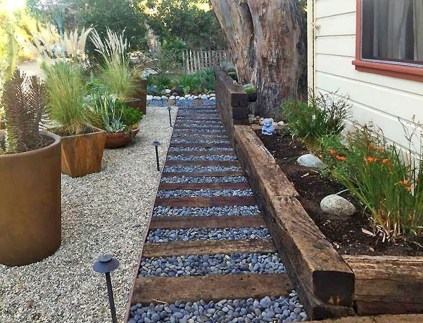Most Amazing Side Yard Landscaping Ideas to Beautify Your Garden 34