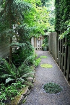 Most Amazing Side Yard Landscaping Ideas to Beautify Your Garden 57