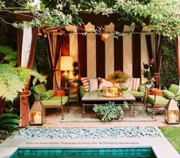 Perfect Patio Ideas You Can Try 15