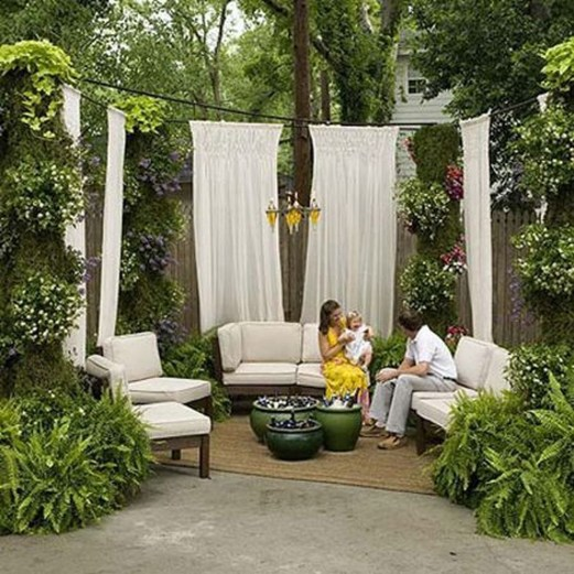 Perfect Patio Ideas You Can Try 30