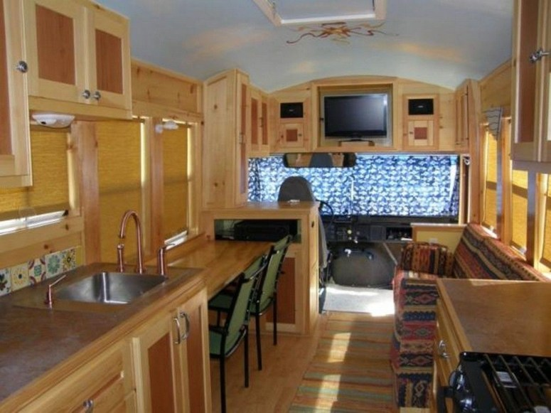 Perfect Travel Trailer Decorating To Make Your Trip Enjoyable 22