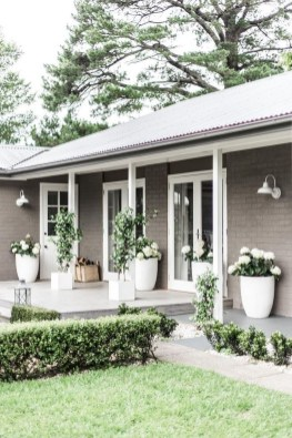 Porch Modern Farmhouse a Should You Try17