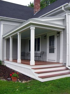 Porch Modern Farmhouse a Should You Try21