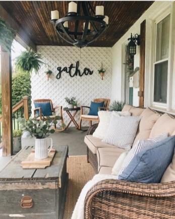 Porch Modern Farmhouse a Should You Try23