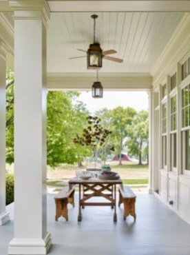 Porch Modern Farmhouse a Should You Try42