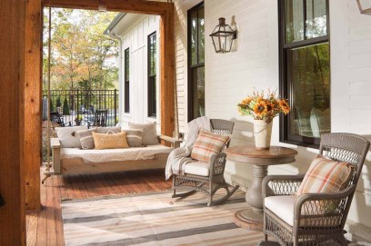 Porch Modern Farmhouse a Should You Try46