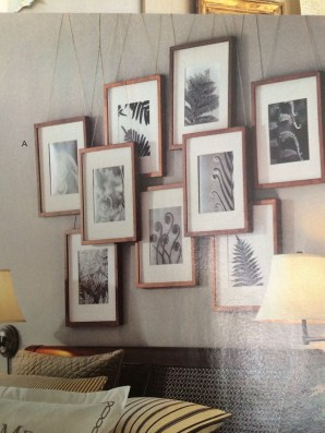 Simple And Memorable Photo Frame Decoration on Your Bedroom Wall 16