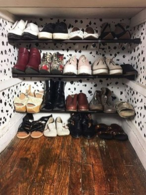 Simple and Cheap DIY Ideas to Organize Shoes That You Must Try 09
