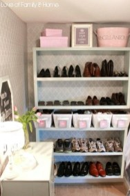 Simple and Cheap DIY Ideas to Organize Shoes That You Must Try 16