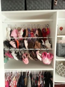 Simple and Cheap DIY Ideas to Organize Shoes That You Must Try 17