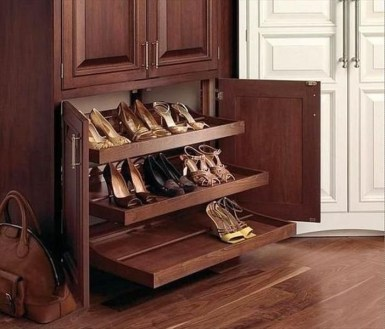 Simple and Cheap DIY Ideas to Organize Shoes That You Must Try 19