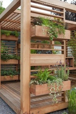 Smart DIY Backyard Ideas and Projects 37