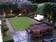 The Design of a Small, Simple Backyard You Must Have 12