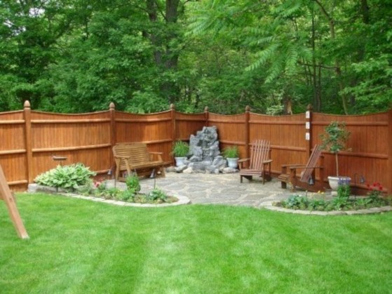 The Design of a Small, Simple Backyard You Must Have 22