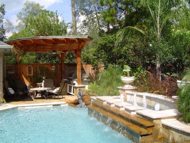 The Design of a Small, Simple Backyard You Must Have 35