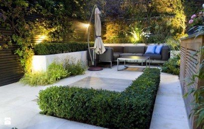 The Design of a Small, Simple Backyard You Must Have 40