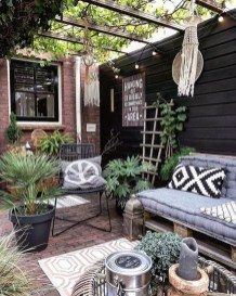 Awesome Outdoor Rooms Designed as Comfortable as Possible for You 24