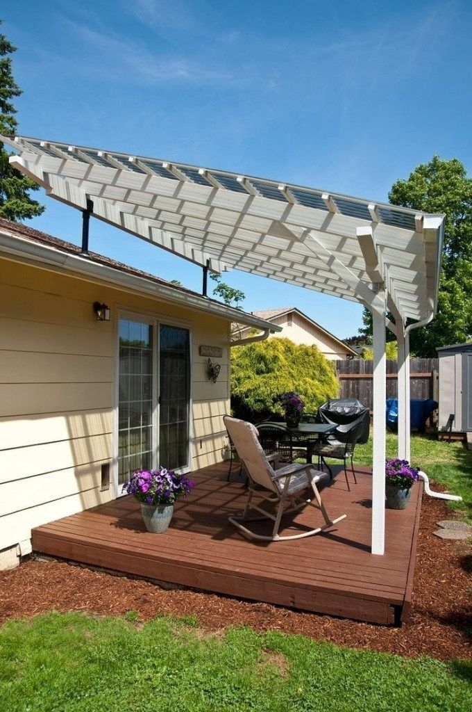 Best Backyard Patio Designs and Projects On a Budget 06