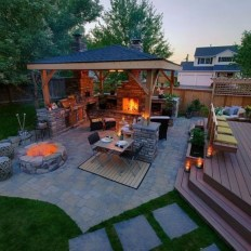 Best Backyard Patio Designs and Projects On a Budget 16