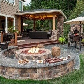 Best Backyard Patio Designs and Projects On a Budget 22