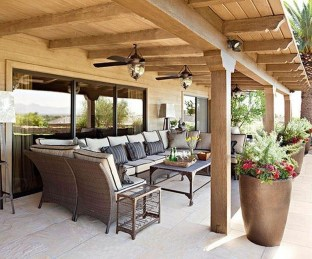 Best Backyard Patio Designs and Projects On a Budget 29