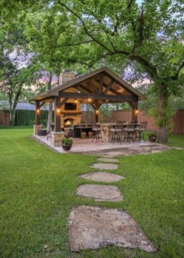 Best Backyard Patio Designs and Projects On a Budget 36