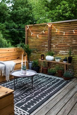 Best Backyard Patio Designs and Projects On a Budget 37