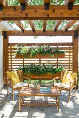 Best Backyard Patio Designs and Projects On a Budget 43