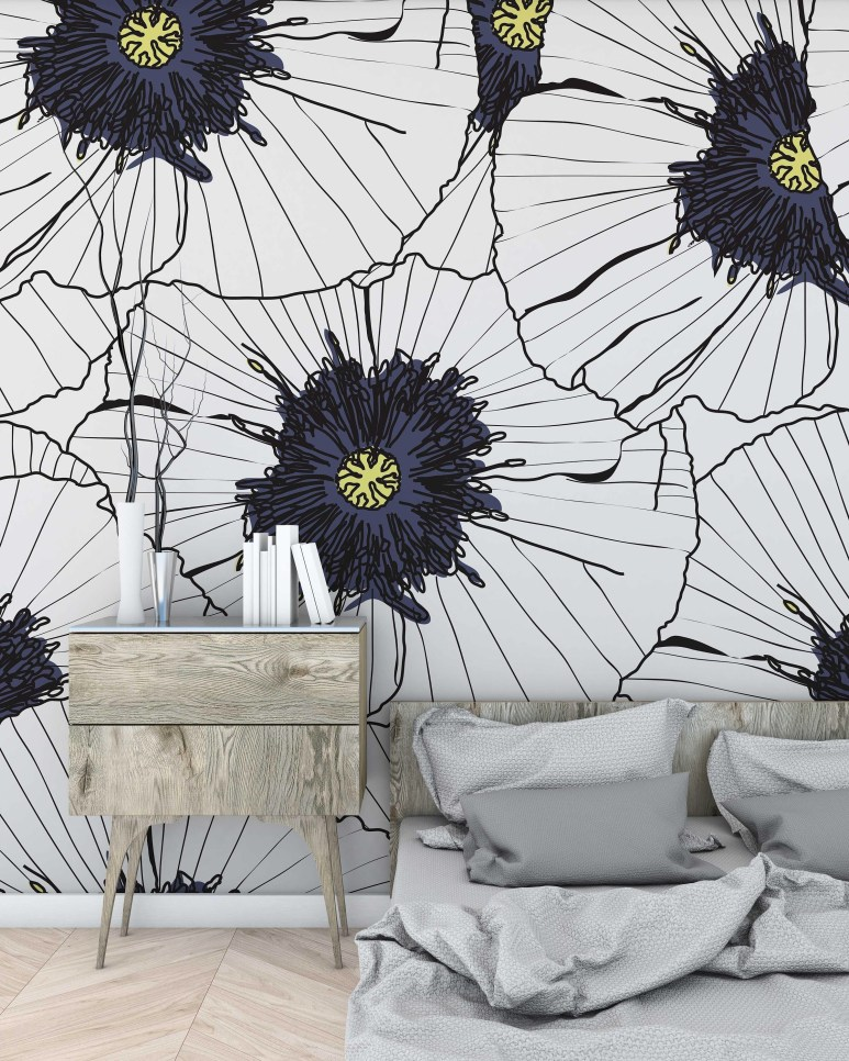 Best Wallpaper Decoration Designs to Enhance Your Family Room 14