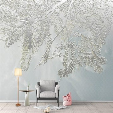 Best Wallpaper Decoration Designs to Enhance Your Family Room 15