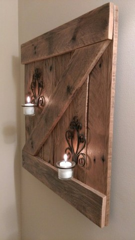 Cool Interior Design DIY Pallet to Beautify Wall Hangings of your Home 01