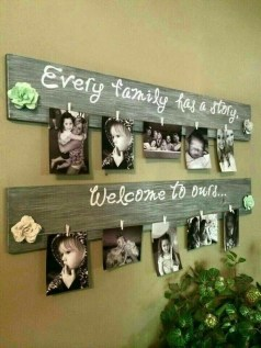 Cool Interior Design DIY Pallet to Beautify Wall Hangings of your Home 52