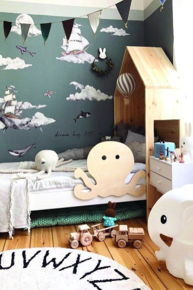 Crazy And Best Renovation Ideas for Your Child's Bedroom to Make It More Comfortable 14
