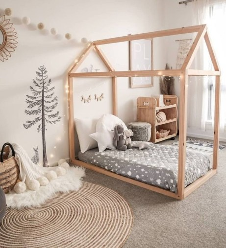 Crazy And Best Renovation Ideas for Your Child's Bedroom to Make It More Comfortable 20