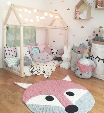 Crazy And Best Renovation Ideas for Your Child's Bedroom to Make It More Comfortable 21