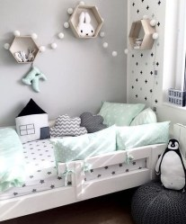 Crazy And Best Renovation Ideas for Your Child's Bedroom to Make It More Comfortable 31