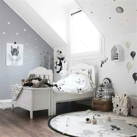 Crazy And Best Renovation Ideas for Your Child's Bedroom to Make It More Comfortable 33