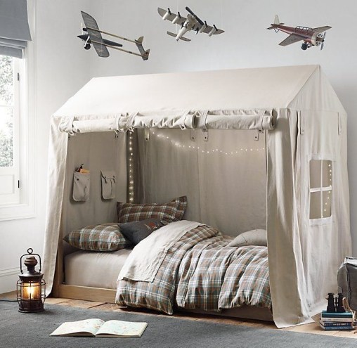 Crazy And Best Renovation Ideas for Your Child's Bedroom to Make It More Comfortable 45