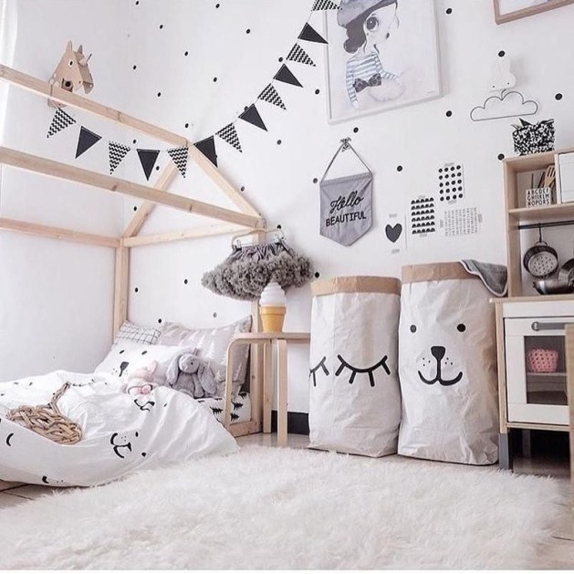Crazy And Best Renovation Ideas for Your Child's Bedroom to Make It More Comfortable 51