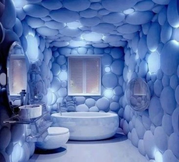 Majestic Bathroom Decoration to Perfect Your Dream Bathroom 25