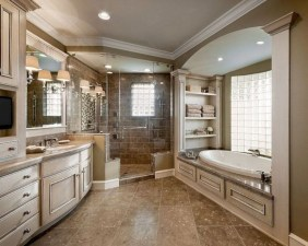 Majestic Bathroom Decoration to Perfect Your Dream Bathroom 28