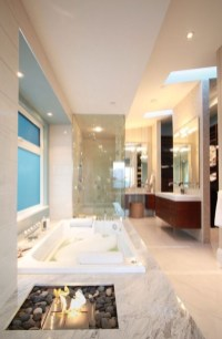 Majestic Bathroom Decoration to Perfect Your Dream Bathroom 44