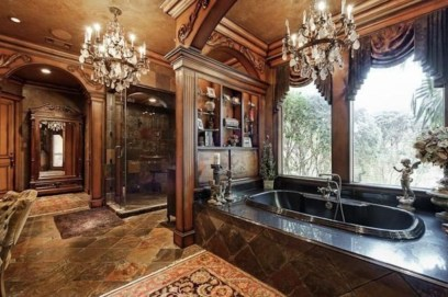 Majestic Bathroom Decoration to Perfect Your Dream Bathroom 64