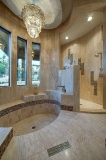 Majestic Bathroom Decoration to Perfect Your Dream Bathroom 70