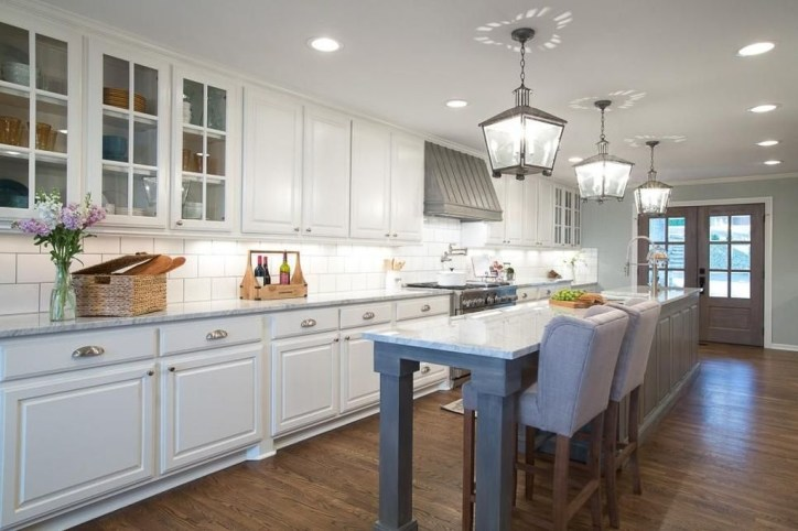 Most Amazing Kitchen Cabinet Makeover Design and Project 22